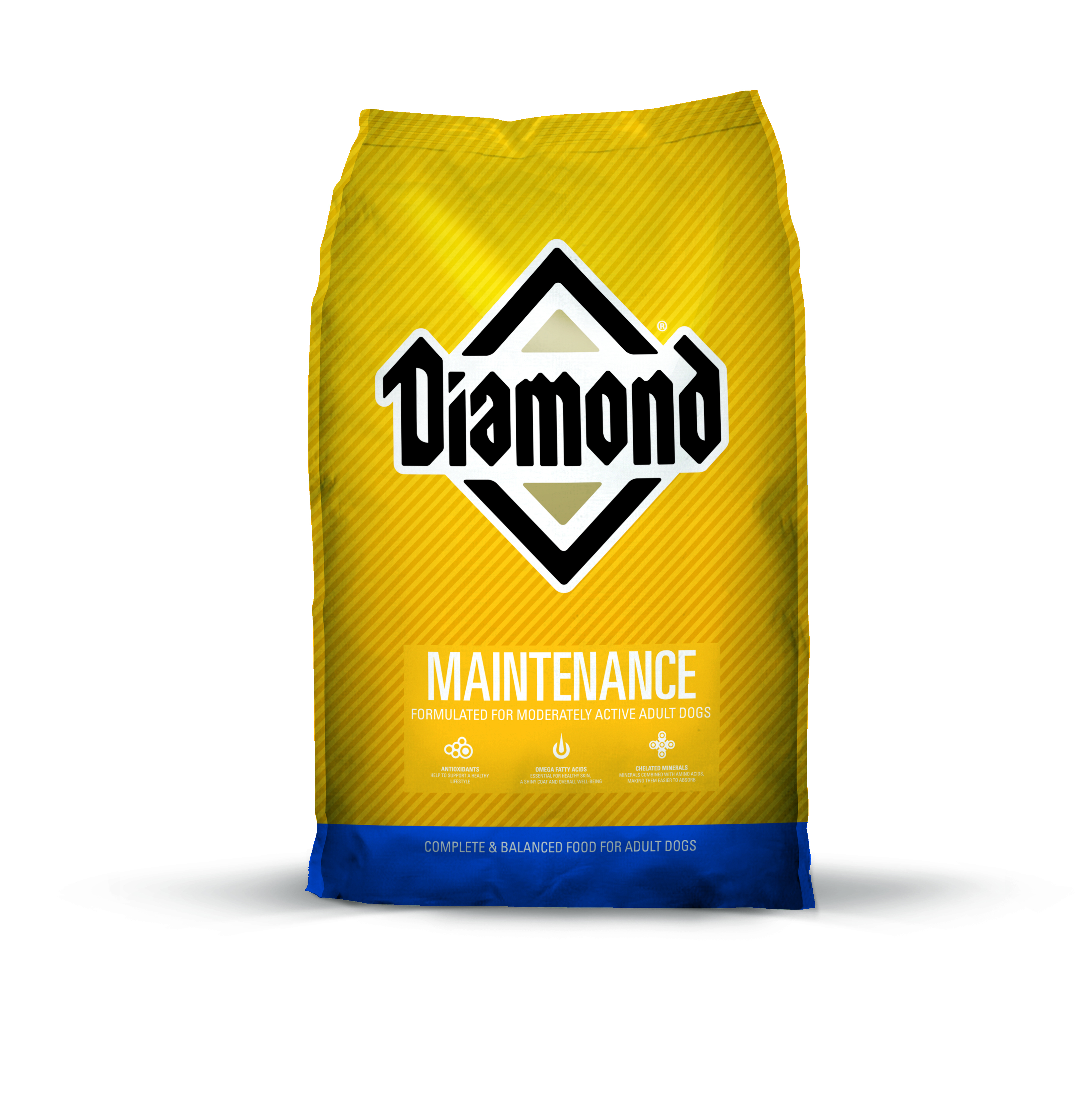 Dog Food With A Diamon On It